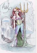 Ariel, Queen of the Sea