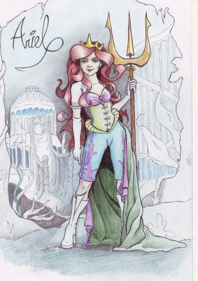 Ariel, Queen of the Sea
