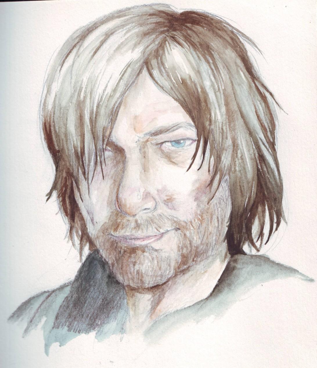 Daryl Dixon - Mancandy