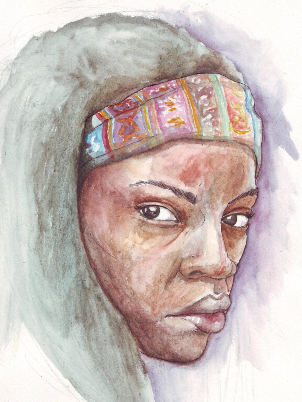 Michonne - The Walking Dead